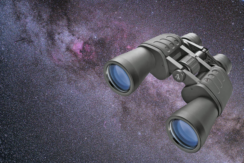 Prismáticos para astronomía